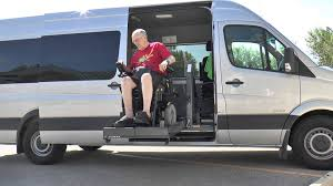 Mercedes Benz Sprinter Wheelchair Accessible Van