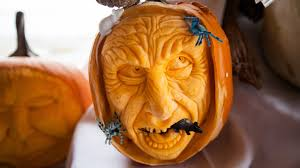 Funny Pumpkin Carvings Youtube by Halloween Pumpkin Carving Tips From Anchorage Master Food Carver