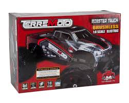 Redcat Racing Terremoto V2 Brushless Electric Monster Truck With 2.4 ... Traxxas 110 Skully 2wd Electric Off Road Monster Truck Maverick Ion Mt 118 Rtr 4wd Mvk12809 Traxxas Erevo 6s Car Kits Electric Monster Trucks Product Trmt8e Be6s Truredblack Jjcustoms Llc Shredder Large 116 Scale Rc Brushless Jamara Tiger Truck Engine Rc High Speed 120 30kmh Remote Control Car Redcat Racing 18 Landslide Xte Offroad Volcano Epx R Summit Vxl 116scale With Tqi