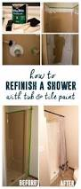 Acrylic Bathtub Liners Vs Refinishing by Best 25 Tub Refinishing Ideas Only On Pinterest Bath