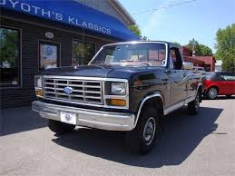 100 1981 Ford Truck F150 For Sale ClassicCarscom CC989723