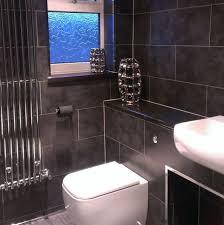 2 x 8 concrete tile effect wall panels bathroom kitchen