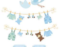 baby laundry clipart Etsy Clip Art Library