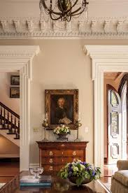 Southern Living Living Room Paint Colors by Traditional Living Room With A Creamy Off White Wall Color That