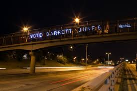 Charge of the Overpass Light Brigade in Wisconsin