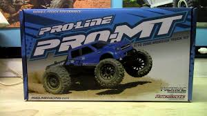 RC Overload - Proline Racing Pro-MT 1:10 2WD Monster Truck Kit ... Cross Rc Pg4l 110 4x4 2speed Dually Pickup Truck Crawler Kit Kits Astec Models Model Truck Specialists Tamiya Ford F150 1995 Baja Scale Unboxing Youtube Exceed Microx 128 Micro Monster Ready To Run 24ghz Ecx Amp Mt 2wd Brushed Btd Horizon Hobby Green1 Wpl B24 116 Military Rock Army Car Cheap Rc Racing Kits Find Deals On Line At 114 Fmx Cab Assembly 112 Lunch Box Off Road Van Towerhobbiescom Axial Scx10 Mud Cversion Part One Big Squid Tekno Mt410 Electric Pro Tkr5603
