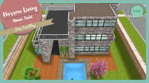 Sims Freeplay Second Floor by House Build Narrow Living Sims Freeplay Youtube