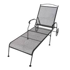 Attractive Wrought Iron Chaise Lounge Patio Furniture ... Fniture Incredible Wrought Iron Chaise Lounge With Simple The Herve Collection All Welded Cast Alinum Double Landgrave Classics Woodard Outdoor Patio Porch Settee Exterior Cozy Wooden And Metal Material For Lowes Provance Summer China Nassau 3pc Set With End Nice Home Briarwood 400070 Cevedra Sheldon Walnut Cane Rolling Chair C 1876