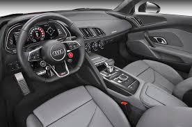 2018 Audi R8 Interior AutosDrive Info