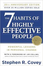 The 7 Habits Of Highly Effective People 25th Anniversary Edition Turtleback School Library Binding Reprint