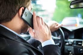 Man Talking Cellphone