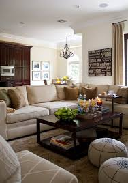 Brown Living Room Ideas by Best 25 Beige Sectional Ideas On Pinterest Living Room