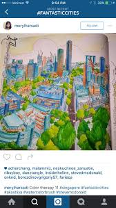 122 Best Fantastic Cities Colouring Book Images On Pinterest