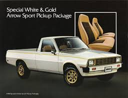 100 Plymouth Arrow Truck 1980 Sport Pickup Package Package Included Flickr
