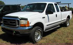 1999 Ford F250 XLT Super Duty Four Door Extended Cab Pickup ...