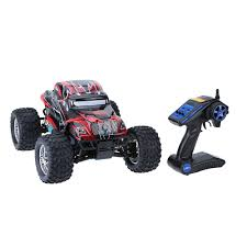 100 Gas Powered Rc Monster Trucks Free Shipping RC HSP 94188 Nitro 4WD 24GHz 110 RTR RC CAR
