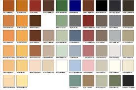 nuancier peinture facade exterieure nuancier facade maison simple faades volets articles exemple