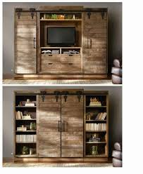 Modern TV Wall UnitsTV Cabinet For Rustic Living Room