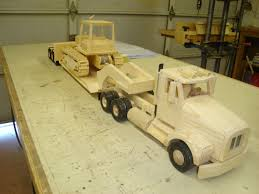 Peterbuilt Semi Truck With Lo-boy Trailer Carry A Dozer | BILL'S ... Wooden Trucks Thomas Woodcrafts Hauling The Wood Interchangle Toy Reclaimed 13 Steps With Pictures Mercedesbenz Actros 2655 Wood Chip Trucks Price 64683 Year Release Date Pickup Truck Monster Suvs Kit Fire Joann Plans Famous Kenworth Semi And Trailer Youtube Wooden On Wacom Gallery Bed For Hot Rod Network Handmade From Play Pal Series In Maker Gerry Hnigan