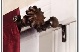 Deer Antler Curtain Rod Bracket by Ceiling Mount Brackets For Curtain Rods Eyelet Curtain Curtain