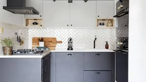 White Kitchen Tiles Ideas How To Choose The Best Kitchen Tiles Real Homes