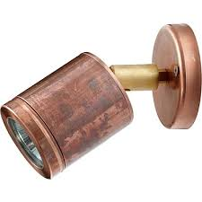 copper wall lights 10 methods to give your home a feel