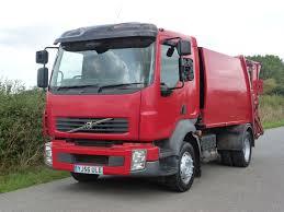 Volvo FL 240 4 X 2 Refuse Truck