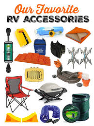 RV Accessories Fulltime Side