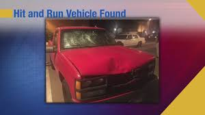Search For Suspect Continues After Police Locate Hit And Run Vehicle ...