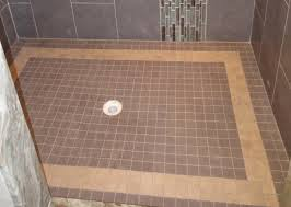 tile shower failure and repair part 3 installing shower floor