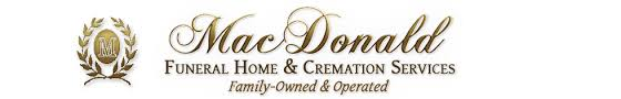 MacDonald Funeral Home & Cremation Services