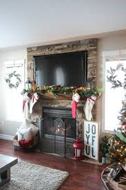 A Rustic Industrial Christmas Home Tour