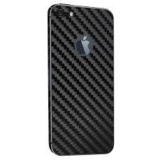 Apple iPhone 5 Armor Carbon Fiber protectors by BodyGuardz