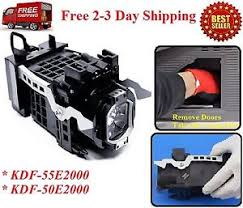 sony kdf 55e2000 ebay