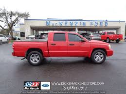 100 Used Dodge Dakota Trucks For Sale PreOwned 2007 SLT Crew Cab Pickup In Hillsboro
