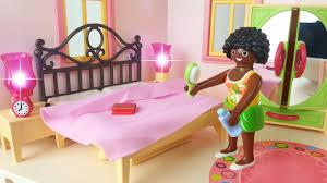 schlafzimmer 5309 für playmobil puppenhaus auspacken seratus1 dollhouse