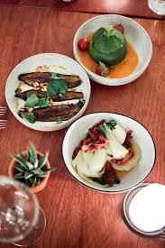 restaurant sonder minimalistisch und gehobene küche we