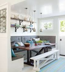 DIY Ify Kitchen Nook Banquette Seating