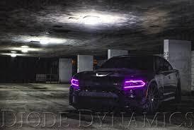 2015 dodge charger multicolor drl led boards led lighting