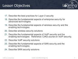 Chapter Six Securing The Local Area Network - Ppt Download