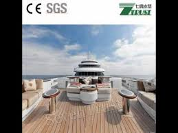 can you use vinyl plank flooring for boat decks youtube