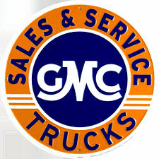 100 Used Service Trucks Details About GMC SALES SERVICE TRUCKS 12 ROUND METAL TIN EMBOSSED RETRO SIGN GARAGE AND