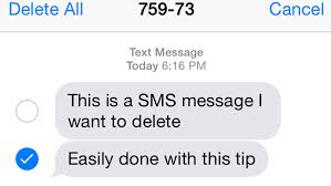 Top 5 Methods on How to Delete Messages on iPhone