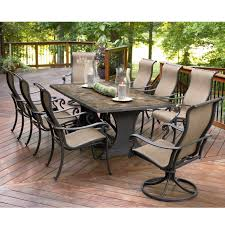 Mesmerizing Sears Porch Furniture Dining Patio Sets Clearance Home