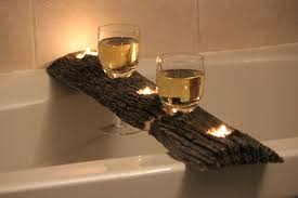 Teak Wood Bathtub Caddy by Bathroom Teak Bath Caddy Teak Tub Caddy Bathtub Wine Holder
