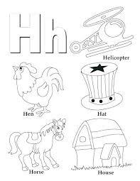 Letter A Coloring Page Coloring Book Alphabet Letters As Well As
