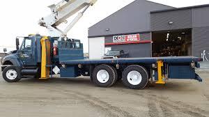 100 Boom Truck Articulated Boom Truck Dion Peinture Industrielle