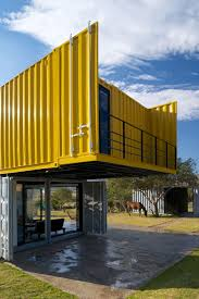 100 Houses Built With Shipping Containers 4 Prefab Plus 1 For Guests