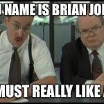 Office Space Bobs Meme Generator