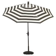 Patio Umbrella Offset Tilt by Outdoor Tilt Patio Umbrellas On Sale Tilting Sun Umbrella White